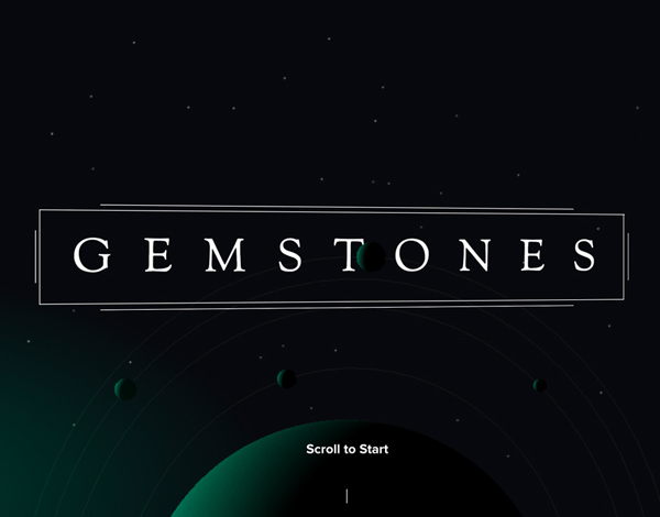 27 Web and Interactive Websites for Inspiration - 10