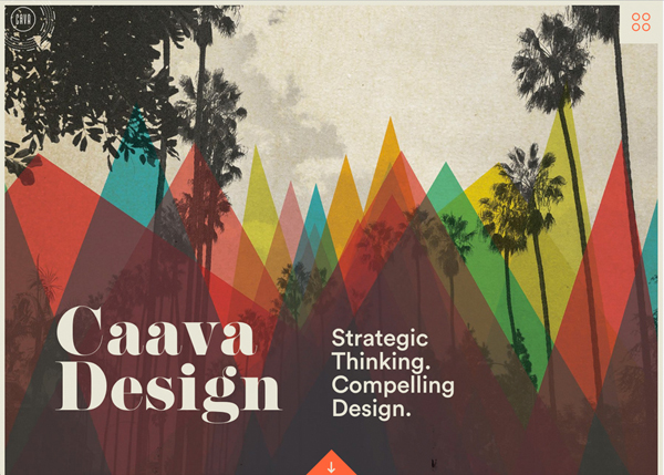 27 Web and Interactive Websites for Inspiration - 12