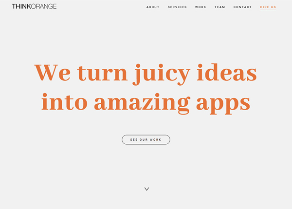 27 Web and Interactive Websites for Inspiration - 19