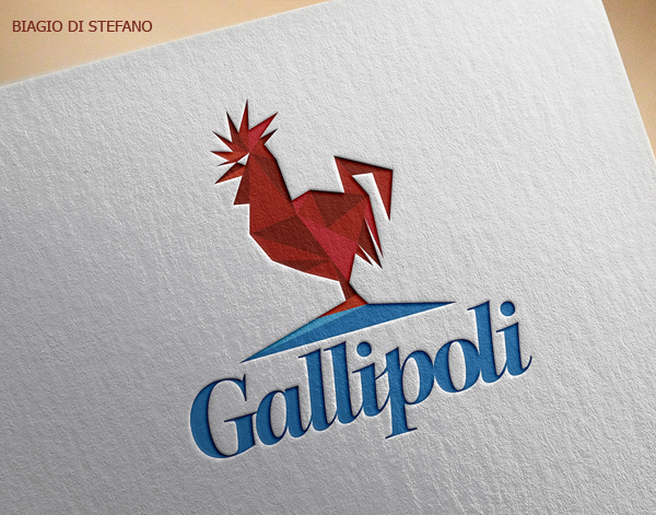 50 Creative Rooster Logo Designs for Inspiration - 40