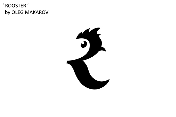 50 Creative Rooster Logo Designs for Inspiration - 5