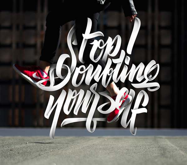 Remarkable Lettering and Typography Design for Inspiration - 17