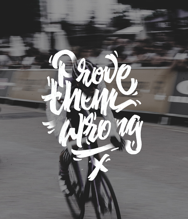 Remarkable Lettering and Typography Design for Inspiration - 24