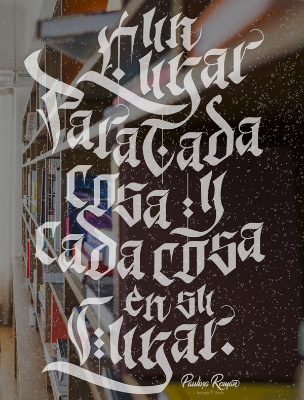 Remarkable Lettering and Typography Design for Inspiration - 7