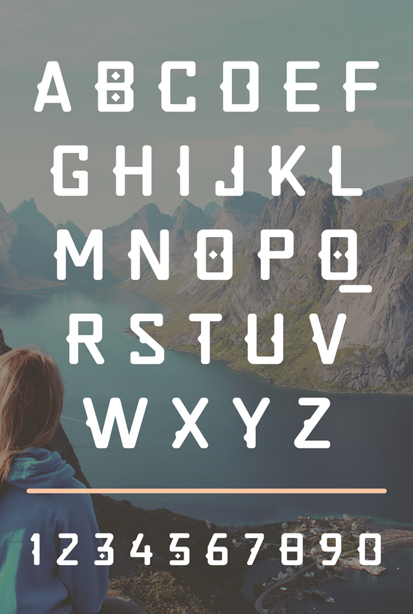 35 Free Hipster Font - 12