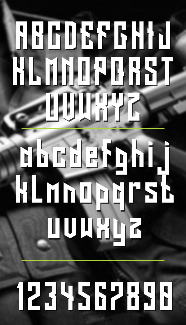 35 Free Hipster Font - 15