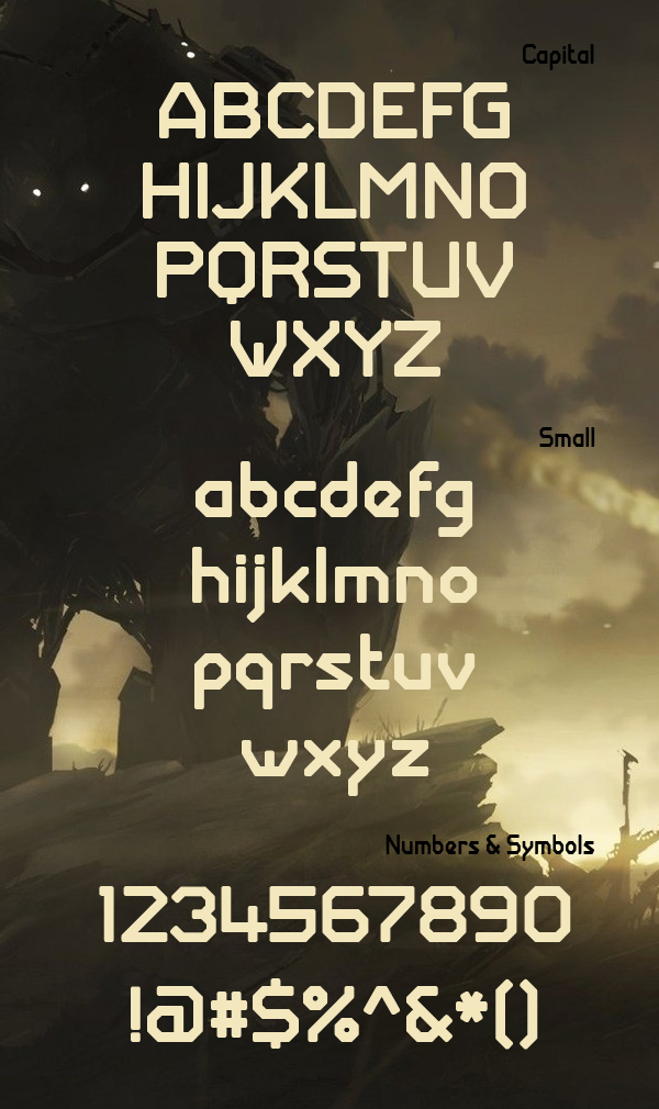 35 Free Hipster Font - 32