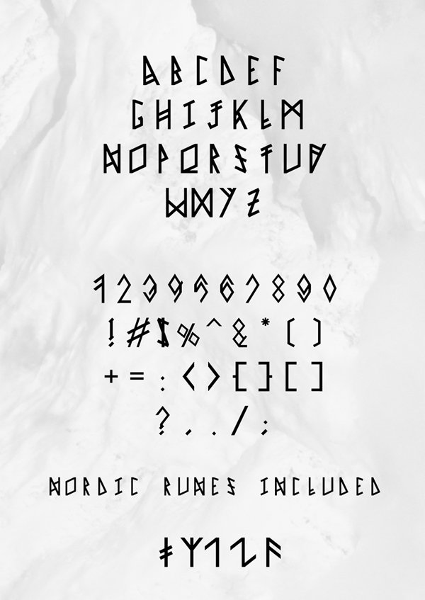 35 Free Hipster Font - 34