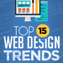 Post thumbnail of Top 15 Web Design Trends