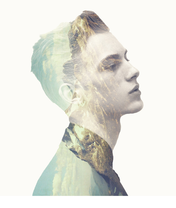 Free Download Double Exposure Photoshop Action