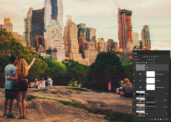 How to Create 5 Amazing Glitch Effects in Photoshop