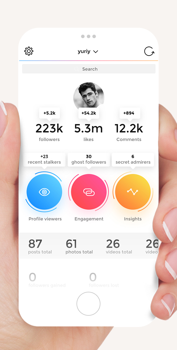 Modern Mobile App UI Design with Amazing User Experience - 6