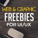 Post thumbnail of New Web & Graphic Design Freebies : 28 Resources