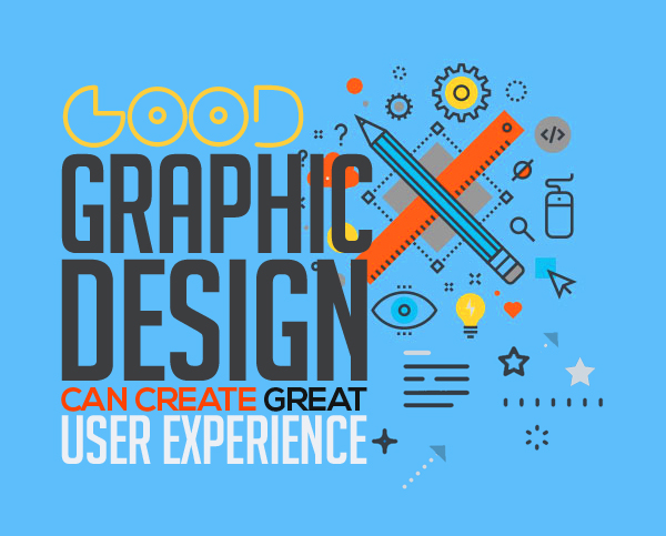 Good Graphic Design Can Create Great User Experience