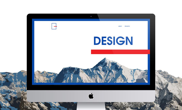 Websites Design with Parallax Effect - 32 Creative Examples - 18