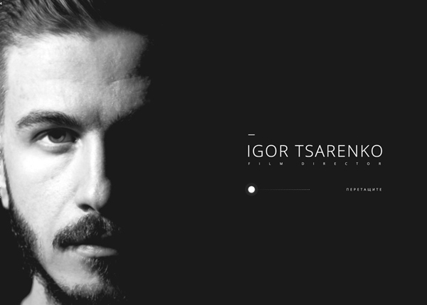 Websites Design with Parallax Effect - 32 Creative Examples - 2