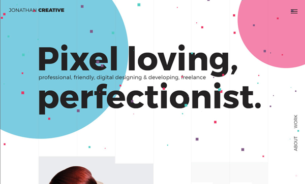 Websites Design with Parallax Effect - 32 Creative Examples - 5
