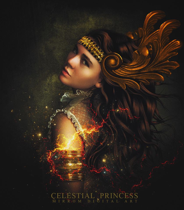 Learn How to Create Stelar Princess Photo Manipulation in Photoshop Tutorial
