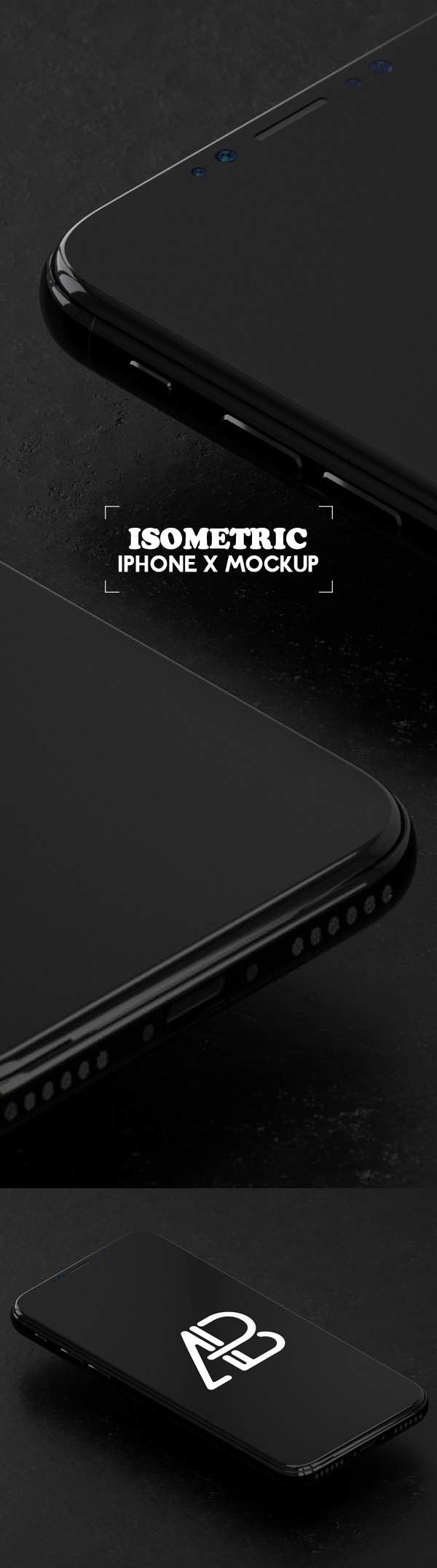 Free Download iPhone X PSD Mockups and Sketch - 20