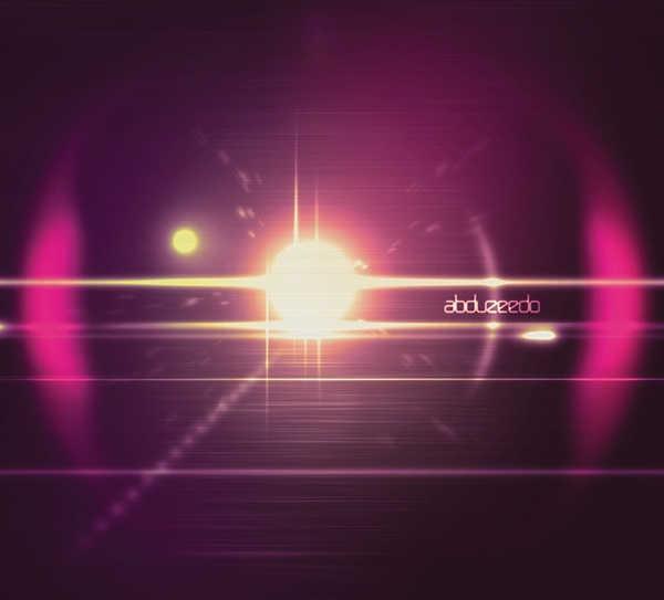 How to Create realistic lens flares in Photoshop Tutorial