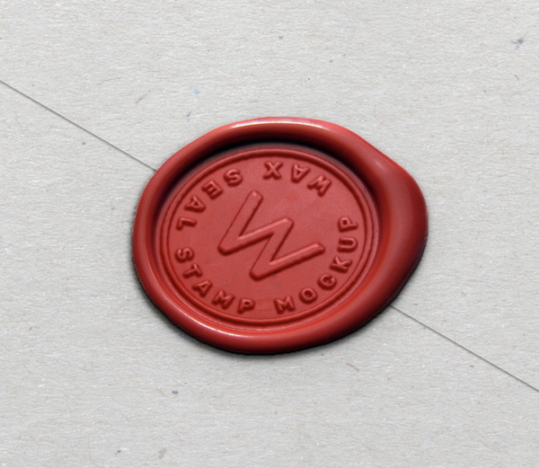 How to Create a Photo-Realistic Wax Seal Mockup With Adobe Photoshop