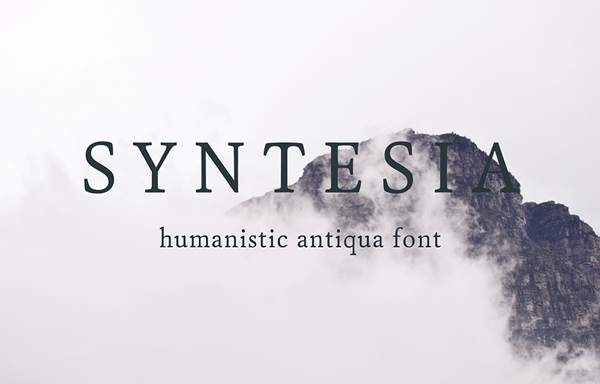 100 Greatest Free Fonts for 2018 - 12