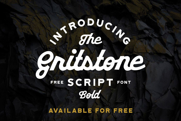 100 Greatest Free Fonts for 2018 - 24