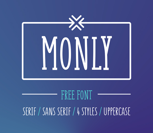 100 Greatest Free Fonts for 2018 - 57
