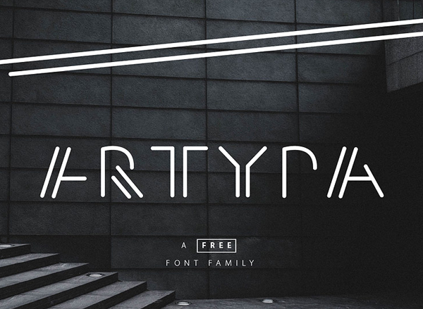 100 Greatest Free Fonts for 2018 - 87