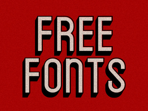 100 Greatest Free Fonts for 2018 - 94