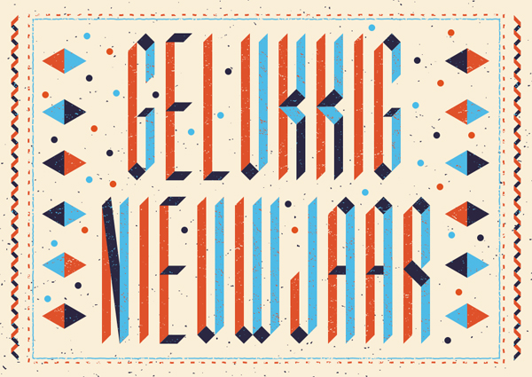 Remarkable Lettering and Typography Designs Of 2018 for Inspiration - 17