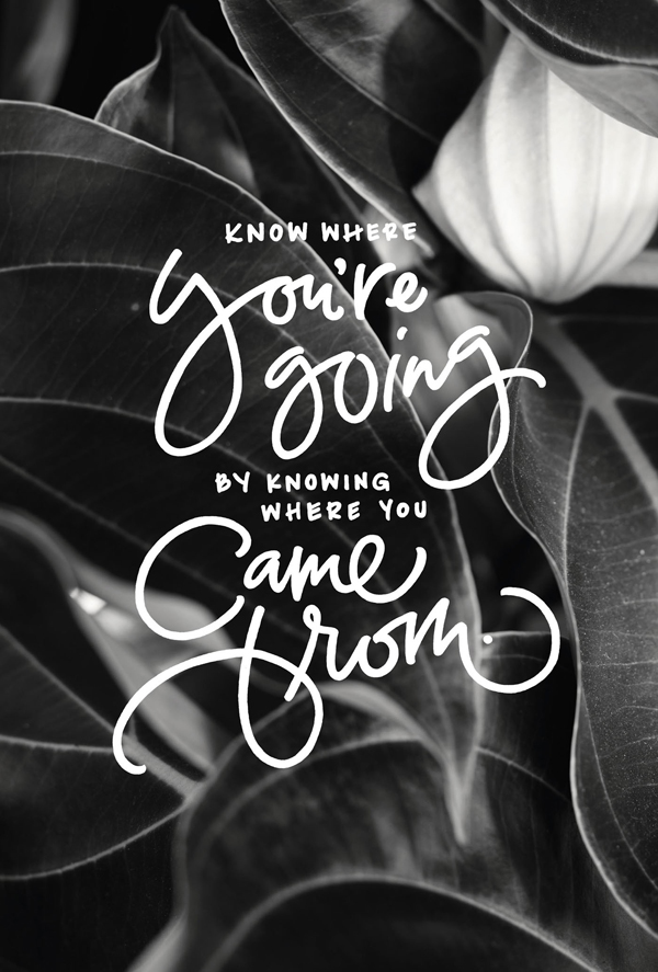 Remarkable Lettering and Typography Designs Of 2018 for Inspiration - 25