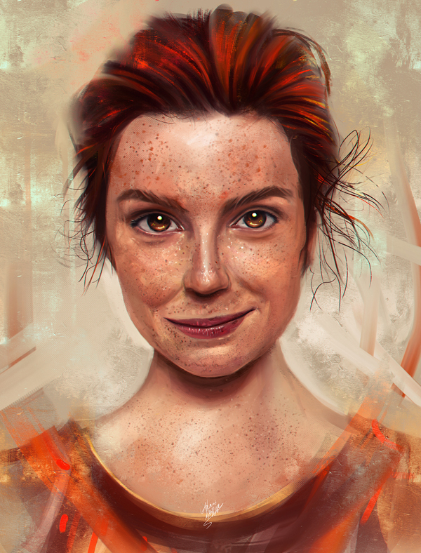 Amazing Digital Illustrations and Painting Art by Ahmed Karam - 4