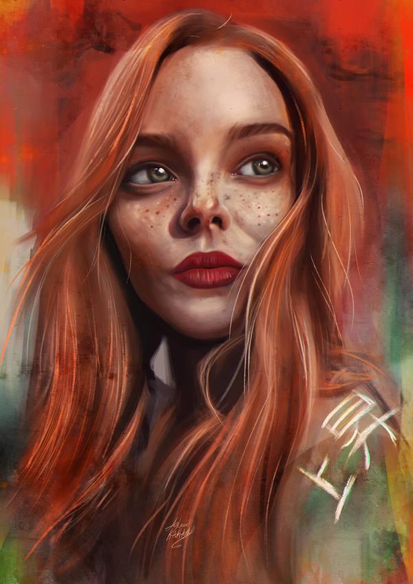 Amazing Digital Illustrations and Painting Art by Ahmed Karam - 6