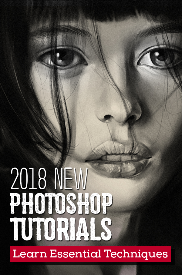 32 New Photoshop Tutorials – Learn Essential Techniques