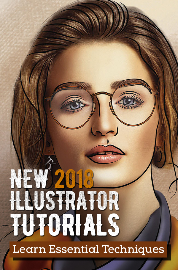 Illustrator Tutorials: 35 Fresh and Useful Adobe Illustrator Tutorials