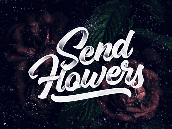 35 Remarkable Lettering and Typography Designs for Inspiration  - 25