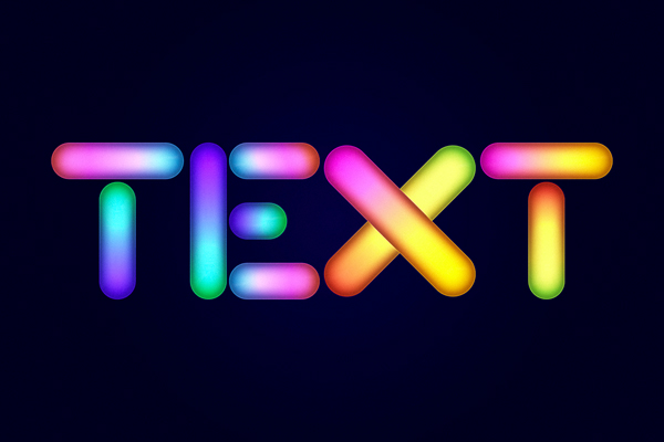 How to Make Glowing Text Adobe Illustrator Tutorial
