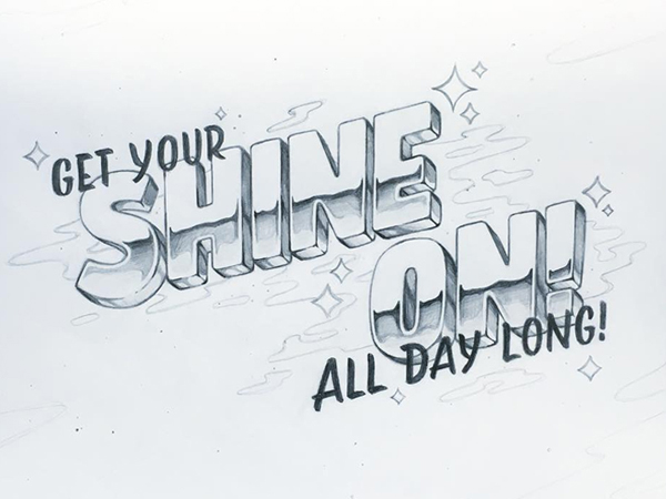 29 Remarkable Lettering and Typography Designs for Inspiration - 2