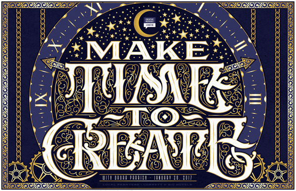 29 Remarkable Lettering and Typography Designs for Inspiration - 23