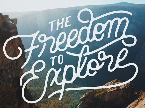 29 Remarkable Lettering and Typography Designs for Inspiration - 7