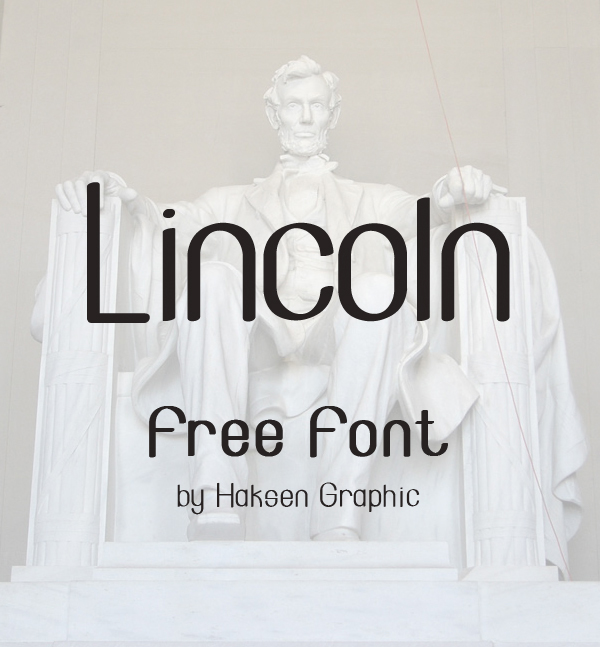 Lincoln Free Font