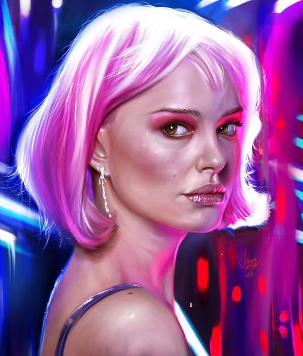 Remarkable Digital Illustrations and Painting Art by Ahmed Karam - 10