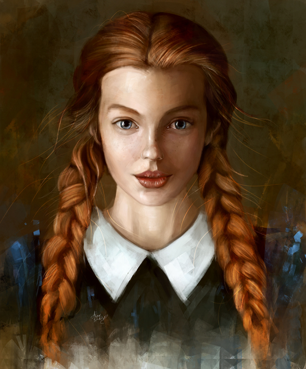 Remarkable Digital Illustrations and Painting Art by Ahmed Karam - 2