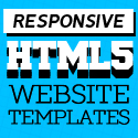 Post Thumbnail of HTML5 Responsive Website Templates ( 16 Web Template )