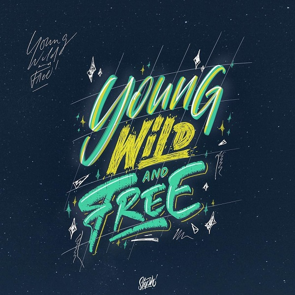 34 Remarkable Lettering and Typography Designs for Inspiration - 13