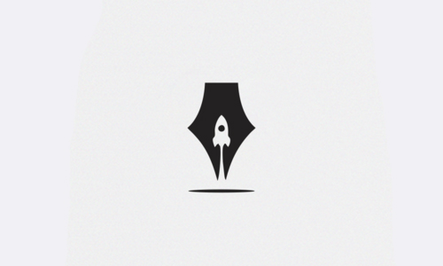 Negative Space Used in Graphic Designing - 1