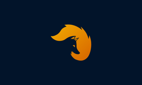 Negative Space Used in Graphic Designing - 2
