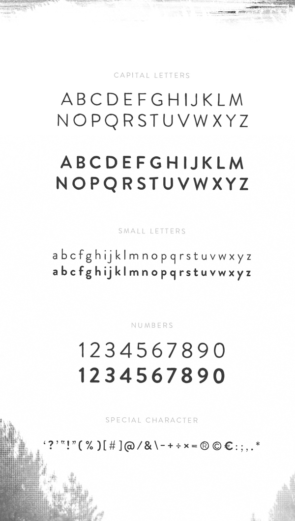 Jomohand Font Letters
