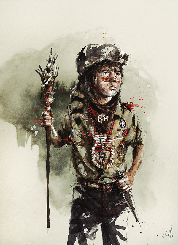 Amazing Digital Illustrations by Florian NICOLLE - 2